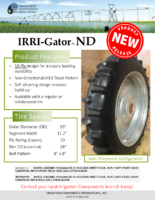 Flyer_IRRI-Gator ND