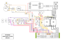 2300 Panel Diagram (Basic) Proir to 2015
