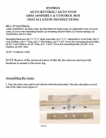 ARAS Assembly Instructions