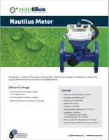 Hidroconta Nautilus