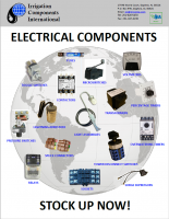 Electrical Components Flyer